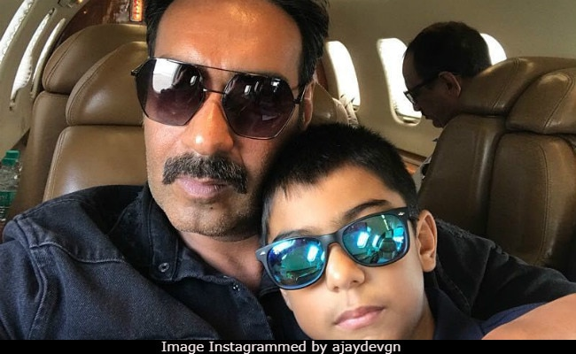 Ajay Devgn Reveals What His 7-Year-Old Son Says About Golmaal Again