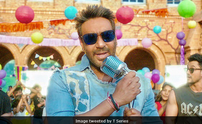 Golmaal Again moving close to Rs. 170 crore mark