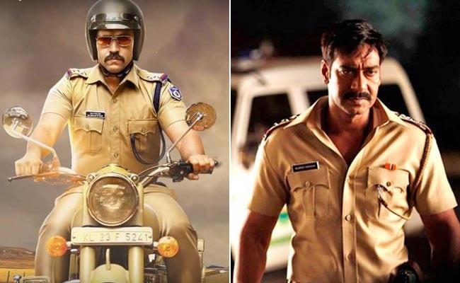 इस साउथ इंडियन फिल्म की रीमेक होगी अजय देवगन की 'सिंघम-3'