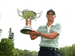 India's Ajeetesh Sandhu Takes First Asian Tour Win In Taiwan