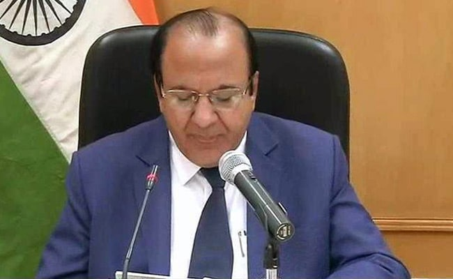 No Question Of EVM Tampering In Gujarat, Says Chief Election Commissioner