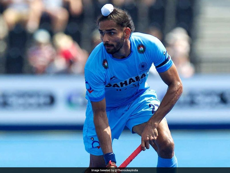 Asia Cup Hockey: Clinical India Maul Malaysia 6-2 In Their Second Super 4s Match