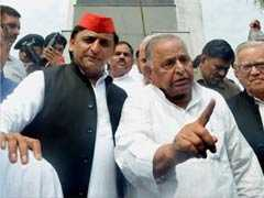 Mulayam Singh, Shivpal Yadav Missing From Samajwadi Party Leadership List