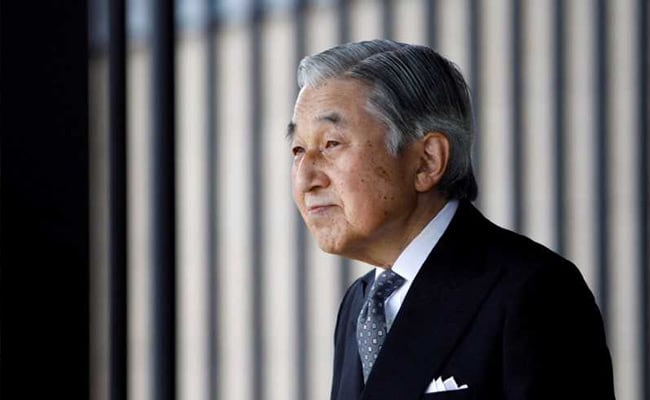 Japan's Emperor Akihito May Abdicate At End-March 2019: Report
