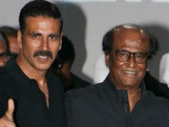 Rajinikanth Will Be Very Good As A Politician: Akshay Kumar