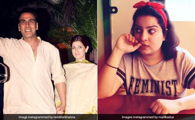 अक्षय कुमार और मल्लिका दुआ विवाद में ट्विंकल खन्ना ने मारी पलटी, बोलीं 'Sorry, मैं Emotional हो गई थी...'