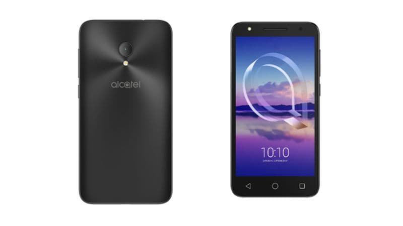 Alcatel U5 HD With Front Flash Launched in India: Price, Specifications