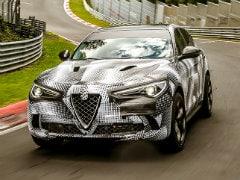 Alfa Romeo Stelvio Quadrifoglio Is Now The Fastest SUV At Nurburgring