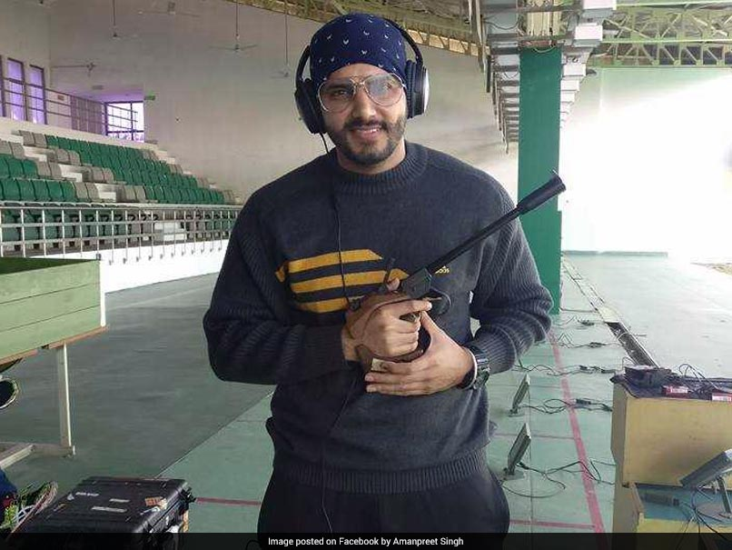 ISSF World Cup Final: Amanpreet Singh Wins Bronze In 50m Pistol Event, Jitu Rai Seventh