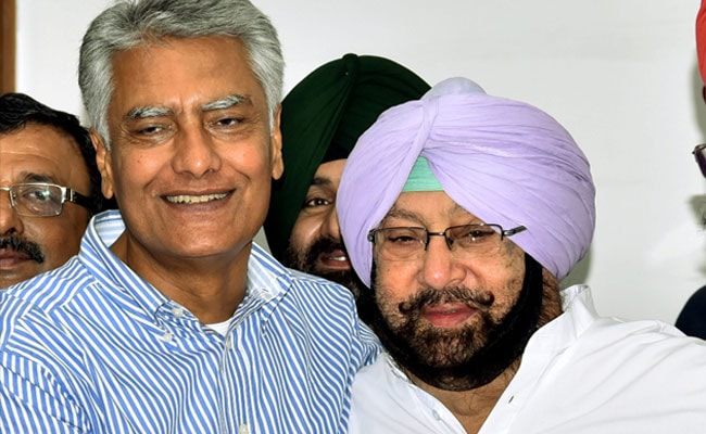 'Things Looking Up For Congress': Amarinder Singh On Punjab By-Poll Win