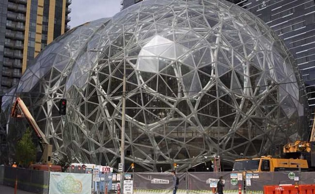 Amazon Building Second, Giant New HQ For $5 Billion. Bidding War Heats Up