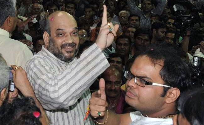 RSS Makes Its Stand Clear On Amit Shah's Son