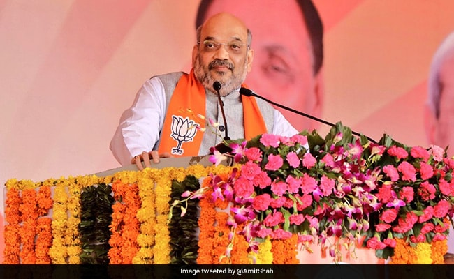 Amit Shah To Visit Poll-Bound Himachal Tomorrow