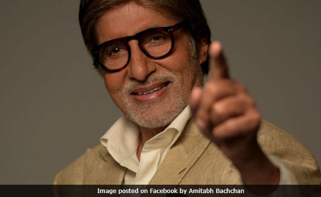 Amitabh Bachchan's 'Happy' Prabhu Deva Is 'Not In Asylum' After Choreographing Him
