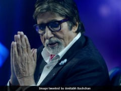 Amitabh Bachchan Wraps <i>Kaun Banega Crorepati 9</i>, Constant Talking For Show 'Infected Vocal Chords'