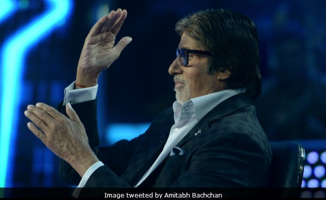 Kaun Banega Crorepati 9: Amitabh Bachchan Was Amazed With This Contestant's Dreams And Aspirations