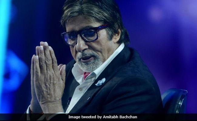 'शहंशाह' अमिताभ बच्चन ने कार दुर्घटना से किया इनकार, बोले- मैं ठीक हूं