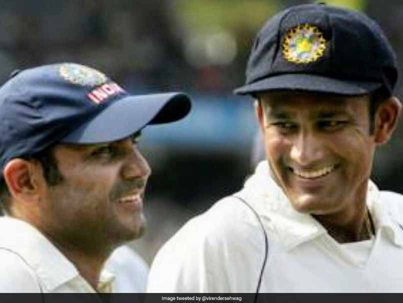 On Anil Kumble's Birthday, Sehwag Calls Him India's Greatest 'Dhan'