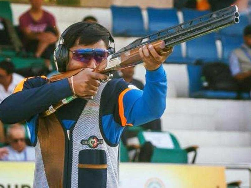 Ankur Mittal Wins Double Trap Gold In ISSF World Championship