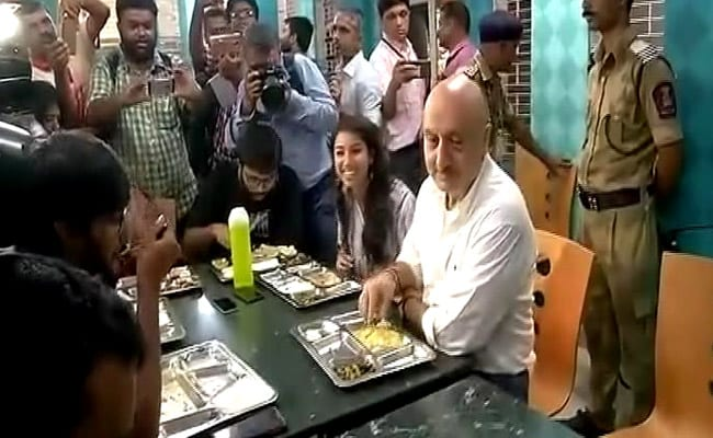 Anupam Kher, Film School FTII's New Chief, Makes Surprise Visit