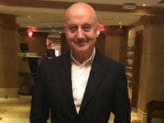 Anupam Kher, New FTII Chairman, Will 'Work As A Team' With Students