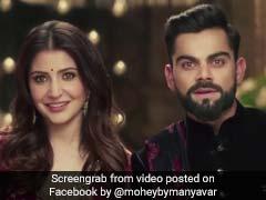 VIDEO: विराट कोहली ने किया प्यार का इजहार, अनुष्का शर्मा से बोले- मैं हमेशा रखूंगा ख्याल...
