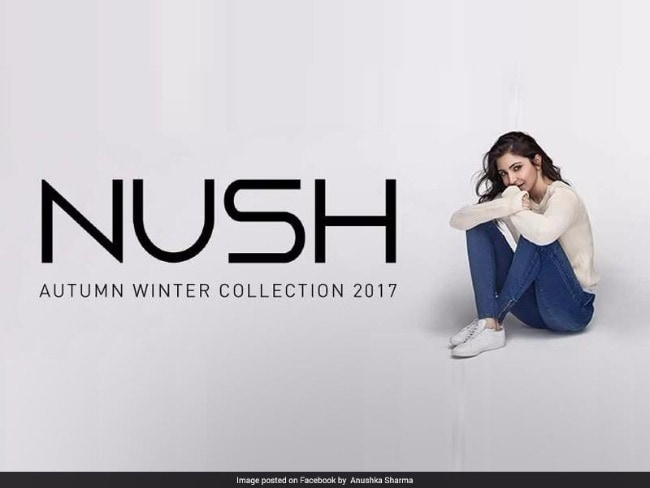 Anushka Sharma launches clothing line 'Nush'