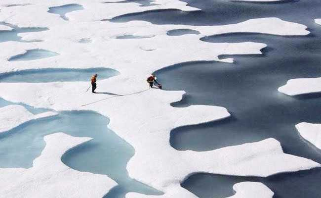 Arctic Sea Ice May Be Declining Faster Than Expected: Study