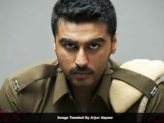 Presenting Arjun Kapoor As A Cop In <i>Sandeep Aur Pinky Faraar</i> First Look