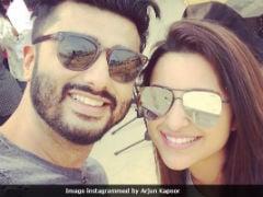 Arjun Kapoor Already Knows He'll Be Romantically Linked To Parineeti Chopra In 2018