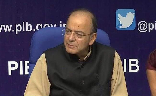 Clear change taking place as to how India and Indians are spending money, said Arun Jaitley.
