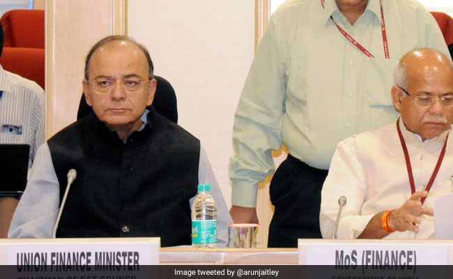 GST Council Extends Return Filing Date, Defers Decision On Realty Tax