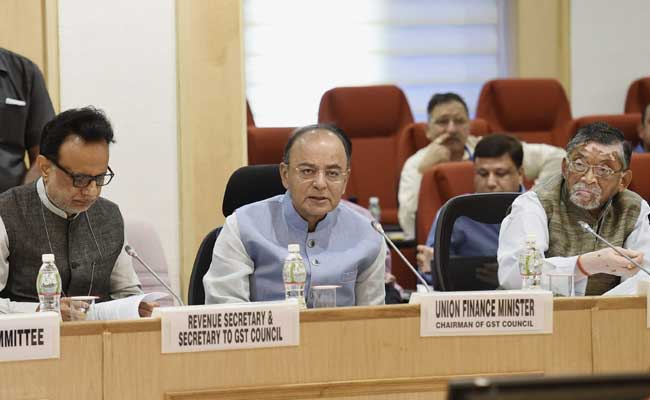 arun jaitley gst council