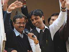 Kumar Vishwas Talks Of 'AAP 2', Prashant Bhushan, Yogendra Yadav Return