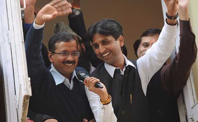 Kumar Vishwas At Centre Of Conspiracies To Topple Kejriwal Government: AAP