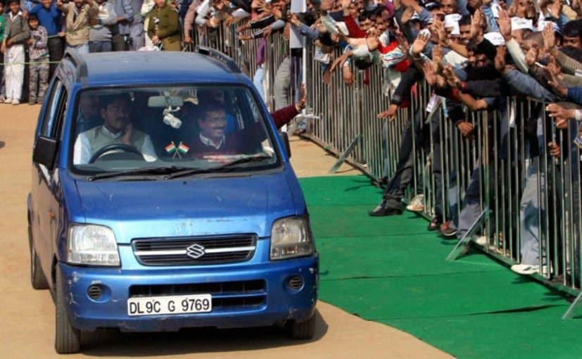 Delhi CM Arvind Kejriwal's WagonR stolen from Central Secretariat premises in Delhi
