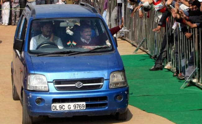 If My Car Not Safe, What About 'Aam Aadmi': Arvind Kejriwal To Lieutenant Governor