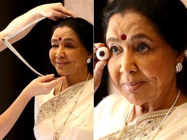asha bhosle ndtv