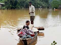 Fresh Floods Hit Assam, Over 78,000 People Affected