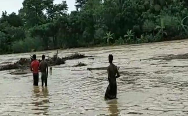 भारी बारिश के बाद असम बाढ़ से फिर बेहाल, पांच जिलों के 78 हजार लोग प्रभावित