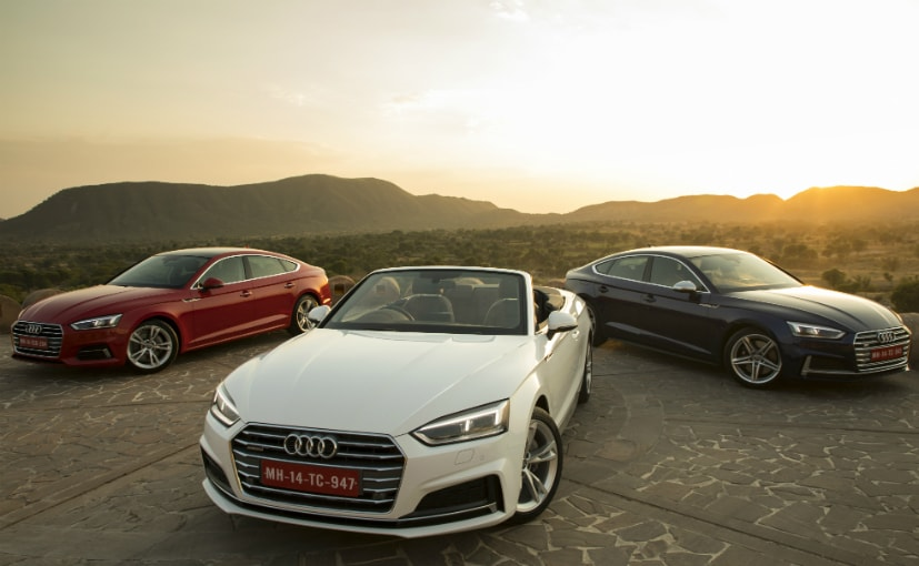 New Audi A Sportback A Convertible And S Sportback In Pictures - Audi a5 sportback