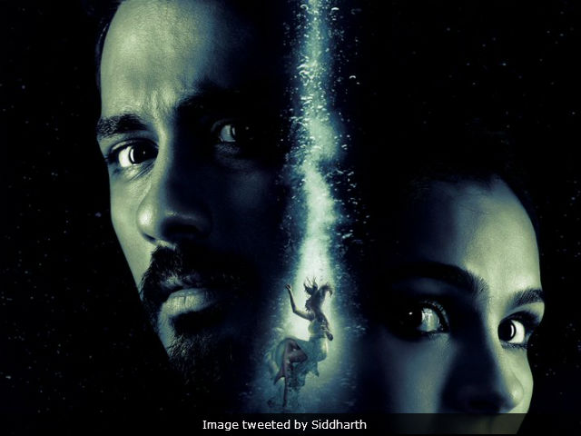 First Poster: Siddharth's Horror Film Aval