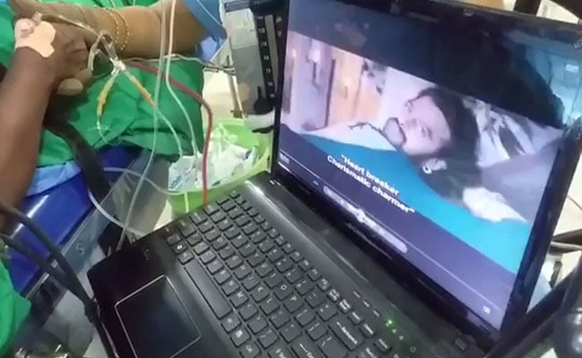 Patient Watches Baahubali As Guntur Doctors Perform Brain Surgery