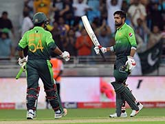 1st ODI: Ton-up Babar Azam Helps Pakistan Ease Past Sri Lanka