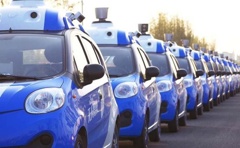 Baidu teams up with Shouqi on driverless cars