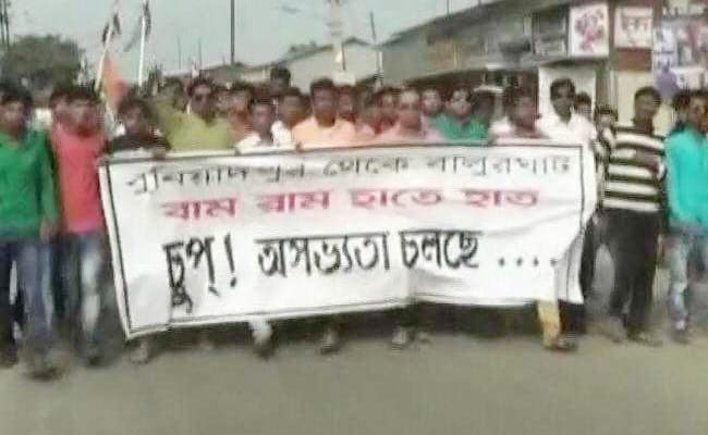 Arrested For Rant Over Traffic Restrictions, Bengal Men Released On Bail