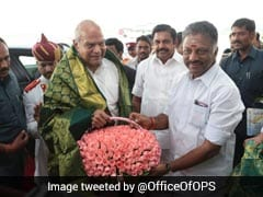 Banwarilal Purohit To Be Sworn In As Tamil Nadu Governor Tomorrow