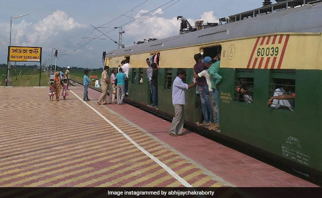 Driver Faints, Falls Out Of Moving Train In West Bengal