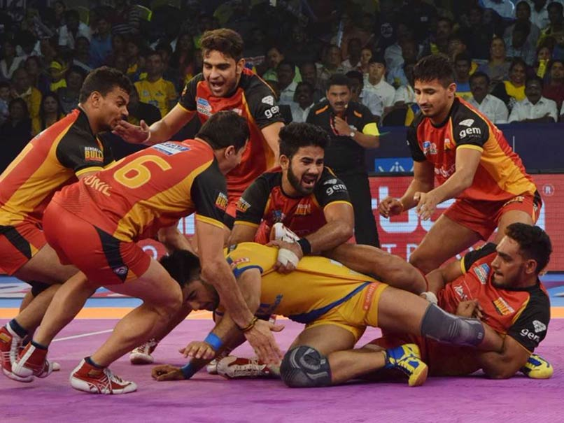 Pro Kabaddi League: Bengaluru Bulls Hand Tamil Thalaivas Their 13th Defeat Of The Season