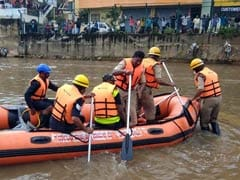 5 Killed After Heavy Rain In Bengaluru, Woman Rescued From Submerged Car